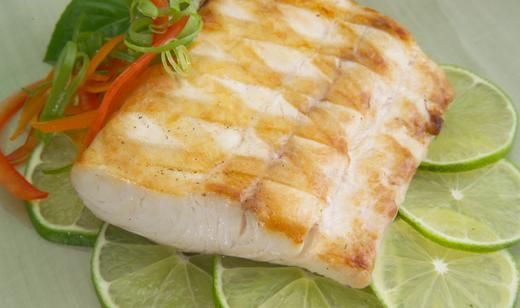 Grilled Mahi with Key Lime Recipe