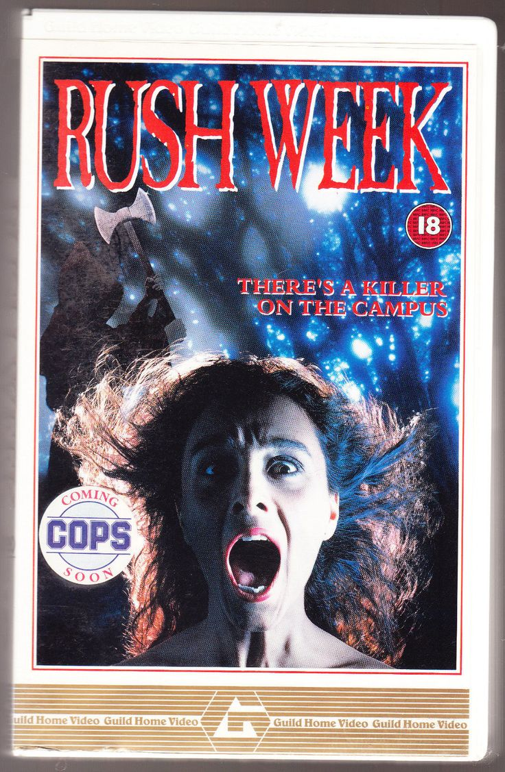 """RUSH WEEK, US production, 1989, starring Pamela Ludwig (Race for Glory, Pale Blood) and Gregg Allman as """"Cosmo"""", also distributed in EU Germany by UFA Video, 1991, in France by Fox Video, in Denmark by Metronome and Sweden by Sandrews #afbeeldingen #indie #arthouse #filmfest #filmmarket #art #Zentropa #elokuvat #Trier #Melancholia #grauen #exploitation #Nostalgie #EU27 #Brexit #kunst #Pamplona #todocoleccion #Sims2 #viikatemies #Birkin #Gainsbourg #ANNA #Karina #Rose #McGowan #Winona #Ryder"""