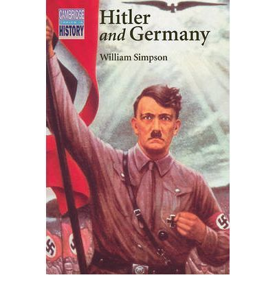 Hitler and Germany: This book examines both the background to the Third Reich and the Third Reich itself, covering the period of Hitler's rise to power and his subsequent influence on German history.