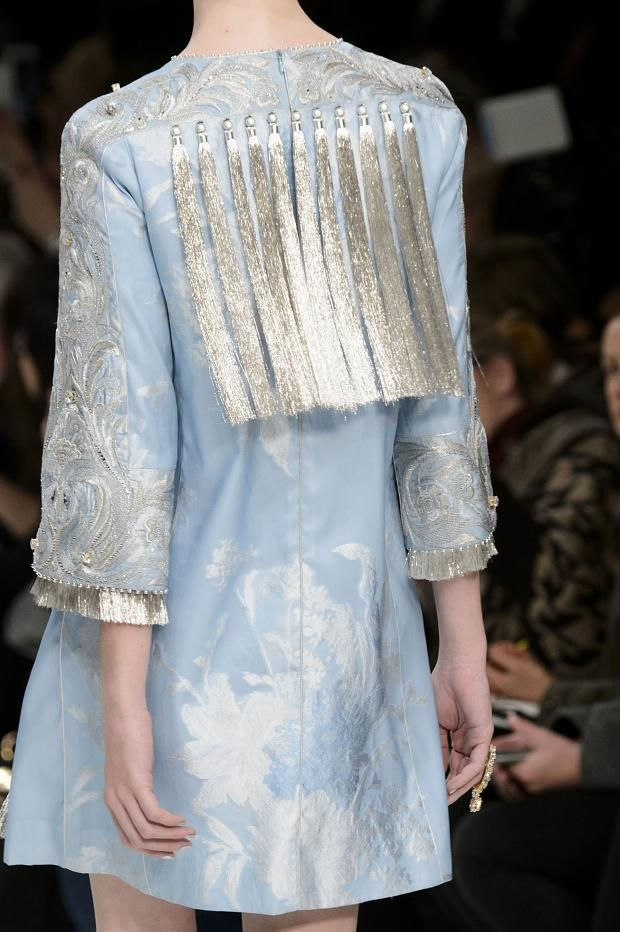 GUO PEI: Paris Fashion Week