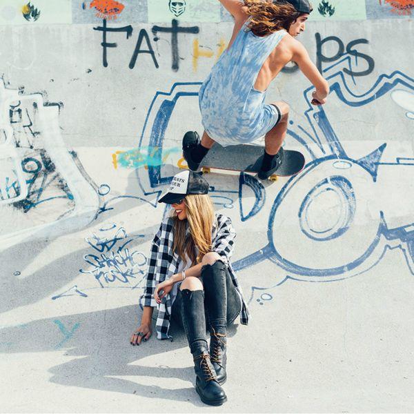 Skate Queen