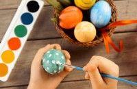 Telur Paskah Merupakan Simbol Kasih Tuhan