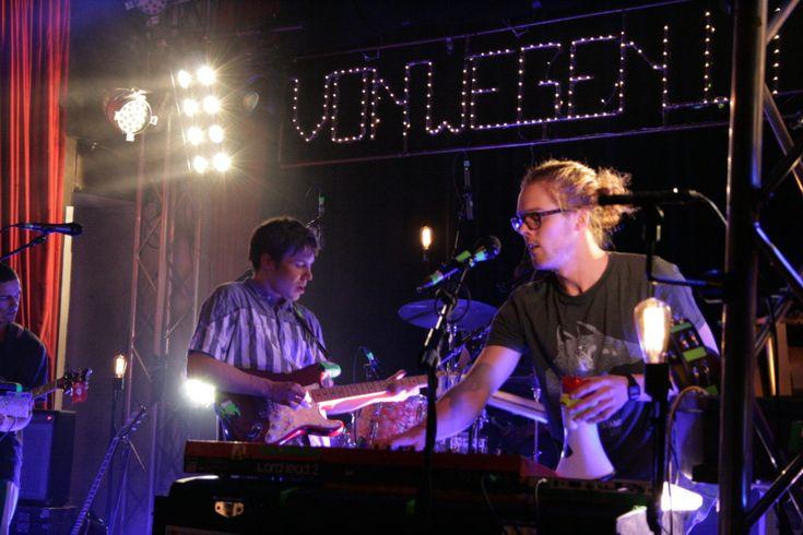 Von Wegen Lisbeth - Live im Lido, Berlin - https://www.musikblog.de/2017/02/von-wegen-lisbeth-live-im-lido-berlin/ #GiantRooks #VonWegenLisbeth