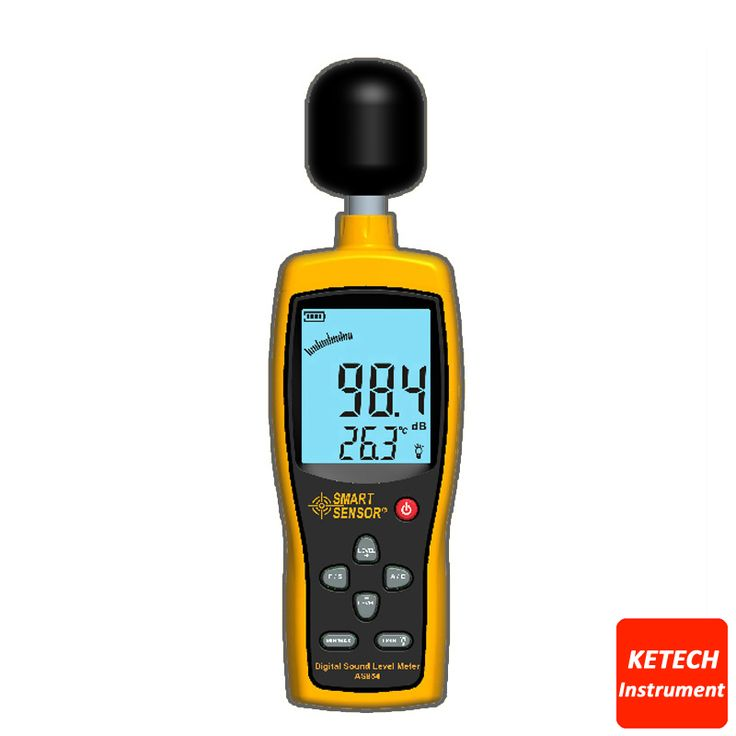 Portable Sound Level Meter Noise Level Meters AS854