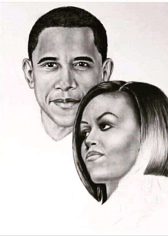 Beautiful...FOREVER OBAMA'S..
