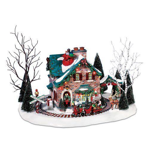 Christmas Village Decorations Ideas: Christmas Village Images On Pinterest