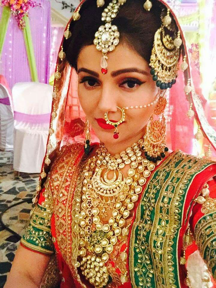 Rubina as Soumya in Shakti