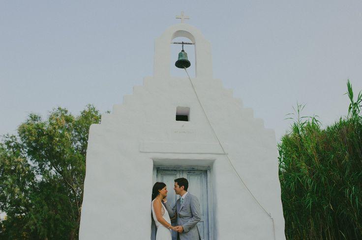 Wedding in Island Venue, Athens-Greece