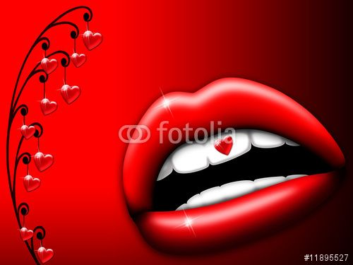 #Love #Lips ❤ #Digital #Illustration by #BluedarkArt ❤ Sold at #Fotolia  [via #Wordpress] > https://bluedarkart.wordpress.com/2016/01/15/love-lips-%E2%9D%A4-digital-illustration-by-bluedarkart-%E2%9D%A4-sold-at-fotolia/