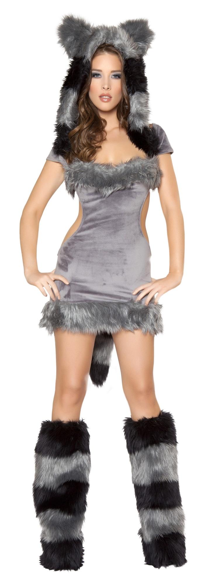 Halloween diy raccoon costumeitem mooburymoobury