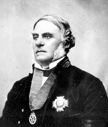 Sir James Douglas, the first Governor of the colony of BC, was in charge in making the Gold Rush, a success.