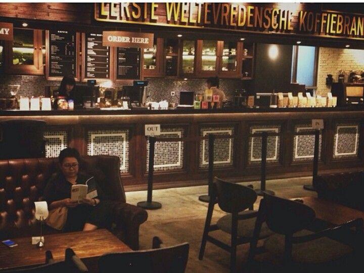 Koffie Warung Tinggi, Indonesia #OPCOIndonesia#Jakarta#GrandIndonesia
