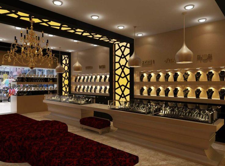 Jewelry Design, jewelry decoration , jewelry interior design (13)