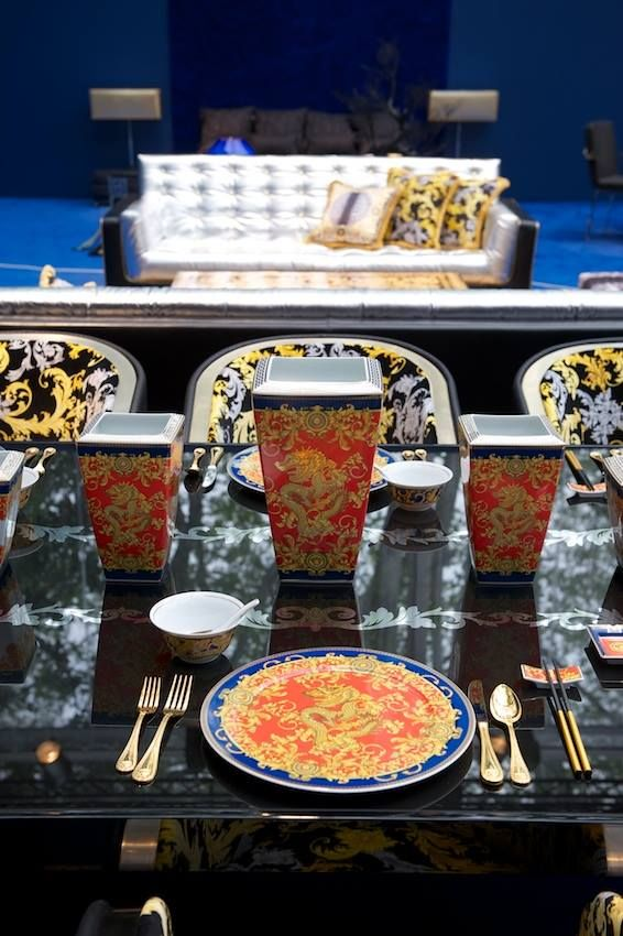 versace home collection 2013 versace home signature. Black Bedroom Furniture Sets. Home Design Ideas