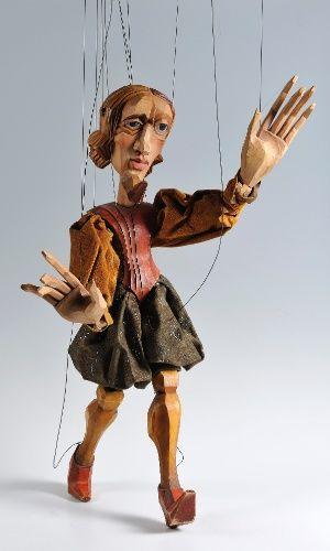 Imagem 9/11: Com entrada gratuita, a exposição traz cerca de 100 marionetes e outras peças realizadas por artesãos tchecos.