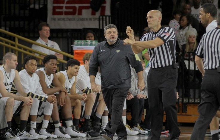 """Another close call with Michigan State isn't enough for Oakland's Greg Kampe = EAST LANSING, Mich. — Oakland's Greg Kampe owns a 0-15 record vs. Michigan State, yet the 33-year veteran Golden Grizzlies coach insists on scheduling annual contests against """"the gold standard"""" of in-state basketball. He's....."""