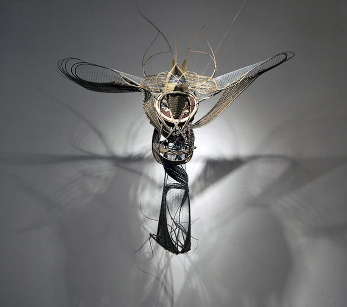 Adejoke Tugbiyele, Flight to Revelation, 2011, courtesy of the artist