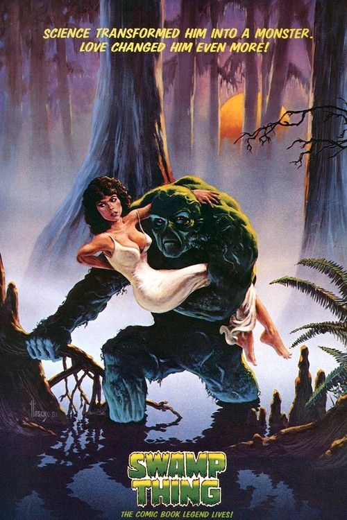 Watch Swamp Thing Full Movie Online