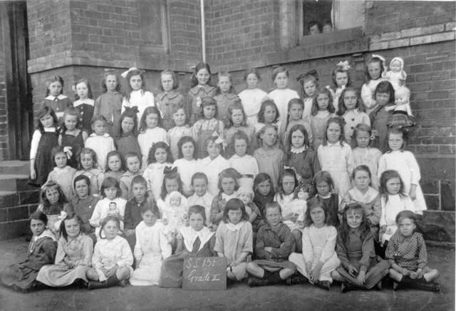 Grade 2 at Gold Street Primary School