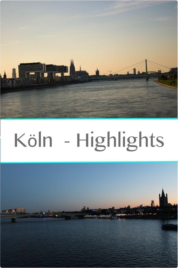 Hier findet ihr meine Köln Highlights für eure nächste Reise.