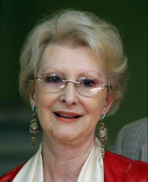 Jadwiga Baranska born. 1935 - Polish actress of stage, film and television screenwriter.