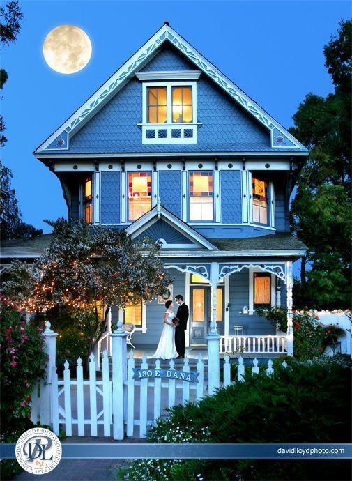 Victorian dream home