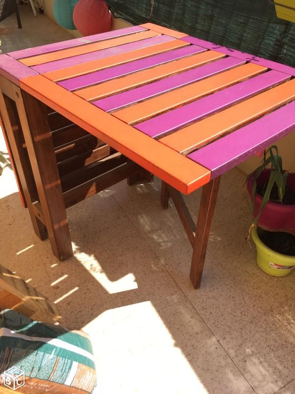 25 best ideas about table pliante exterieur on pinterest - Table pliante pour balcon ikea ...