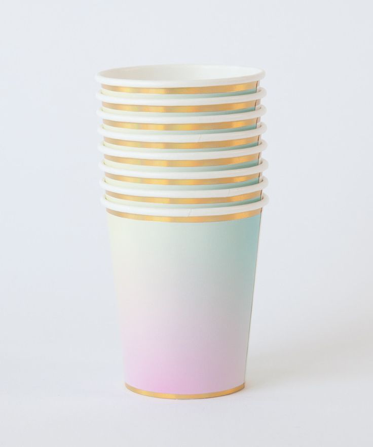 Ombre Cups – Oh Happy Day Shop