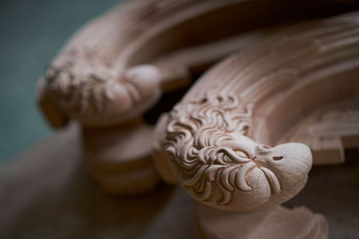 The Art Of Wood Carving ❤ #robertogiovannini