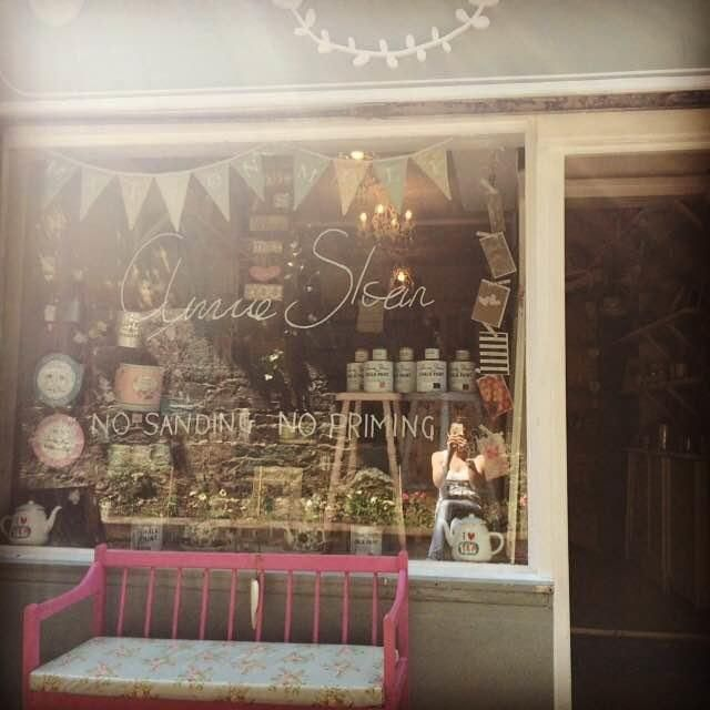 Maison Moli Shabby Chic & quirky gifts & home accessories Chalk Paint by Annie Sloan Advice on colours & design Up-styled furniture Commission Service