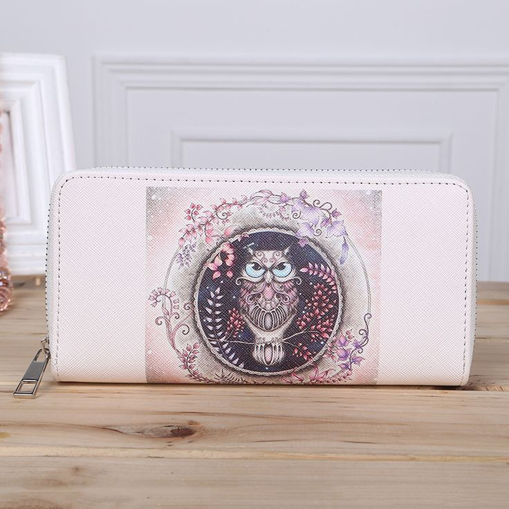 7.99$ (More info here: http://www.daitingtoday.com/womens-wallets-and-purses-brand-leather-zipper-wallets-lady-owl-pattern-design-long-purse-female-phone-pocket-credit-card-holder ) Womens Wallets and Purses Brand Leather Zipper Wallets Lady Owl Pattern Design Long Purse Female Phone Pocket Credit Card Holder for just 7.99$