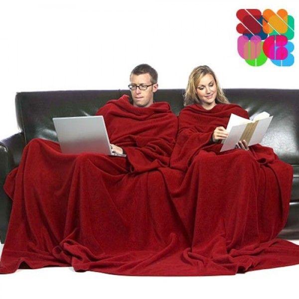 Κουβέρτα με Μανίκια. Δείτε το εδώ: http://www.uniqueshop.gr/kouberta-me-manikia-1293.html