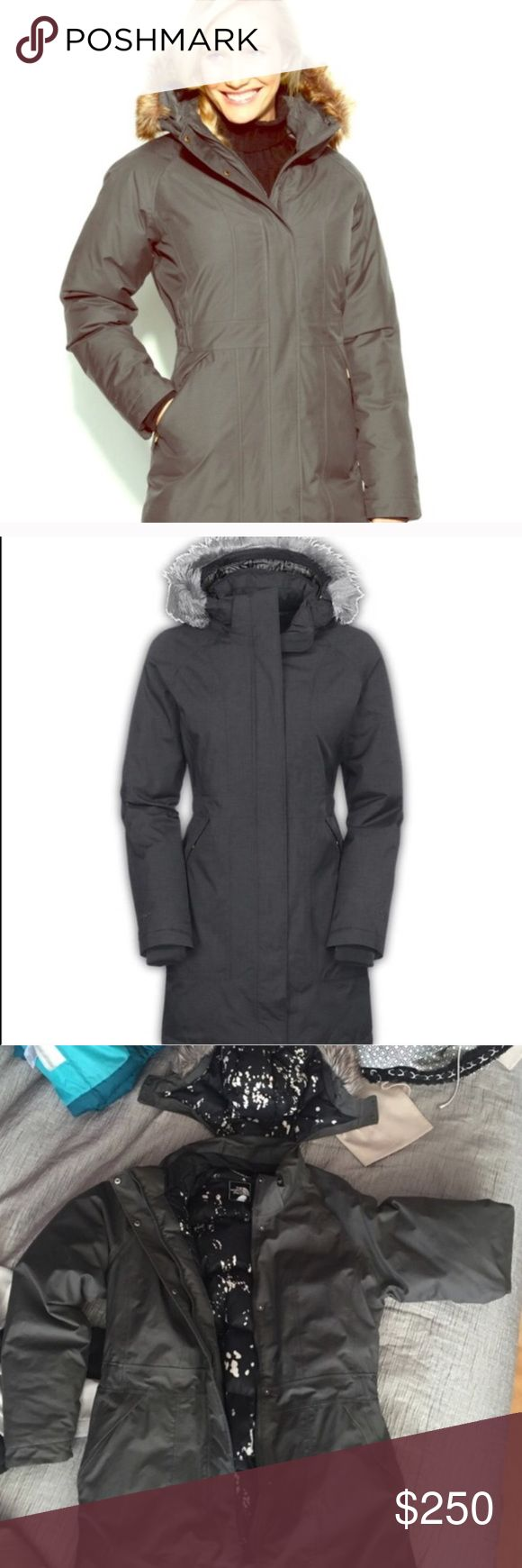 North Face Arctic Parka This is a down feather arctic parka. Basically new! No signs or wear. Such a warm jacket! The North Face Jackets & Coats