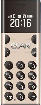 Мобильный телефон NANOPHONE GOLDEN ELARI  — 3990 руб. —