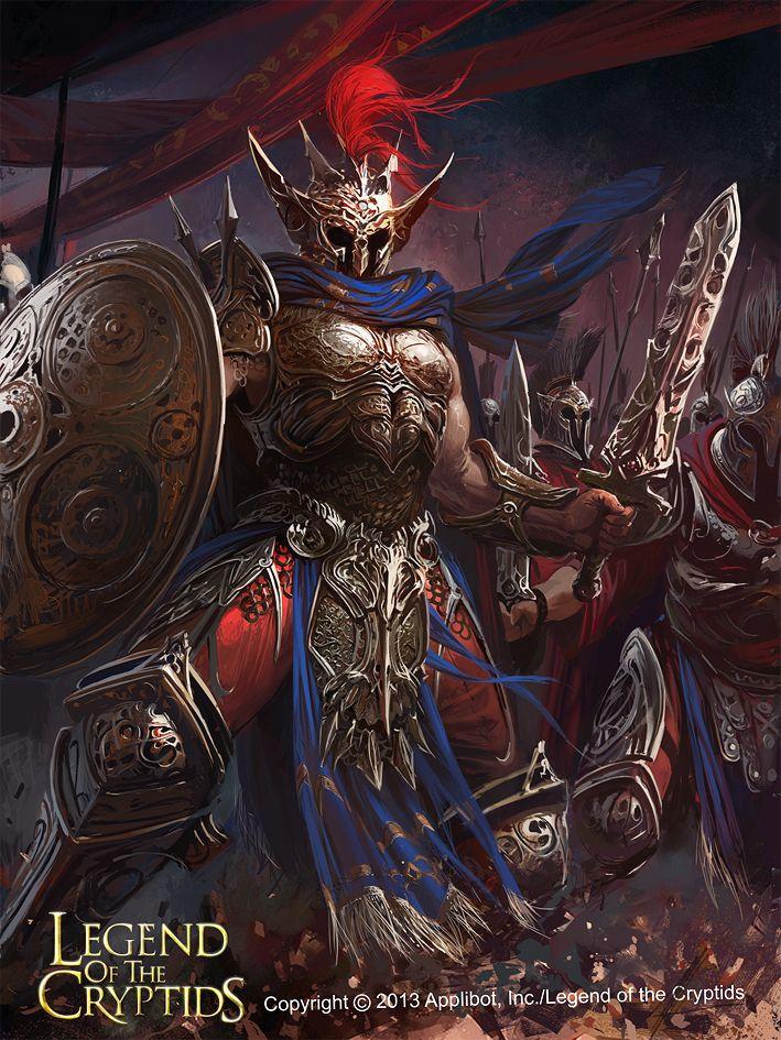 Will not Legend of cryptids dark queen guinevere
