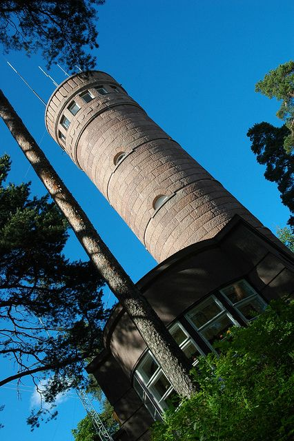 Pyynikki Park - Tampere, Finland #TampereAllBright