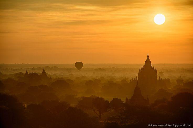 Best bagan sunrise ©thewholeworldisaplayground