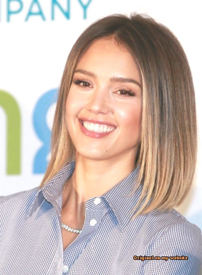 Bob Hairstyles 2019 Shoulder Length Hair Ombre Hair Smooth Hair A
