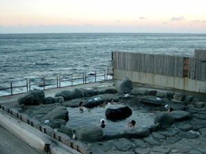 Atagawa onsen 熱川温泉 高磯の湯 【秘境温泉☆神秘の湯】