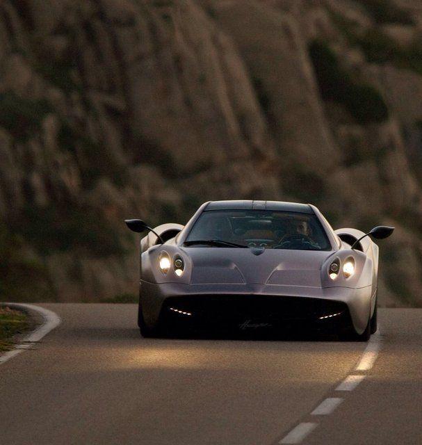 Like you wouldn't want a car with magic aerodynamic flaps, either. The beautiful, crazy Pagani Huayra.Boys Toys, Sports Cars, Classic Cars, Black Lamborghini, Fast Cars, Lamborghini Reventón, Lamborghini Aventador, Dreams Cars, Hot Wheels