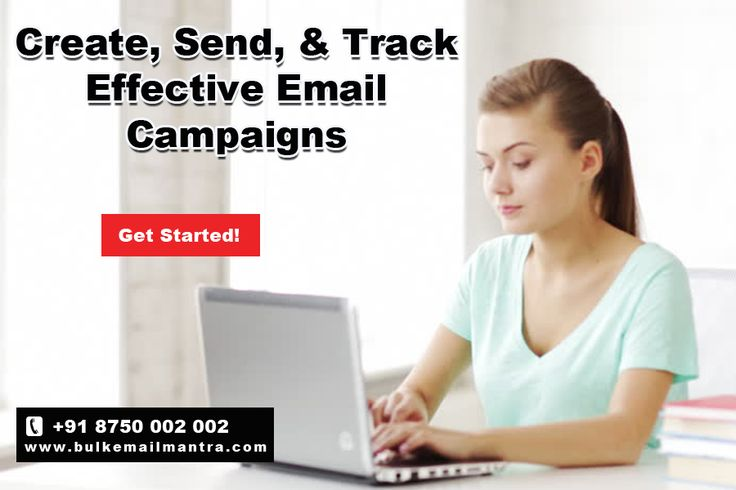 Email Marketing by bulkemailmantra.com/ makes it easy to send email newsletters, offers, invitations and autoresponders to grow your business.# +91 8750 001 001 # http://www.bulkemailmantra.com/