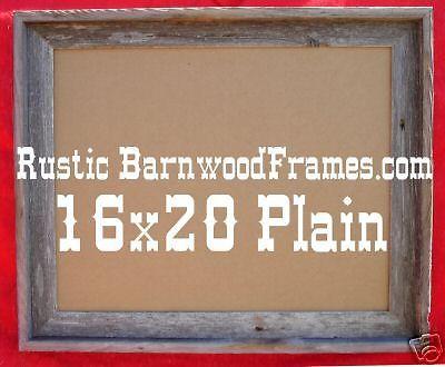19 best reclaimed wood frames images on Pinterest | Rustic frames ...