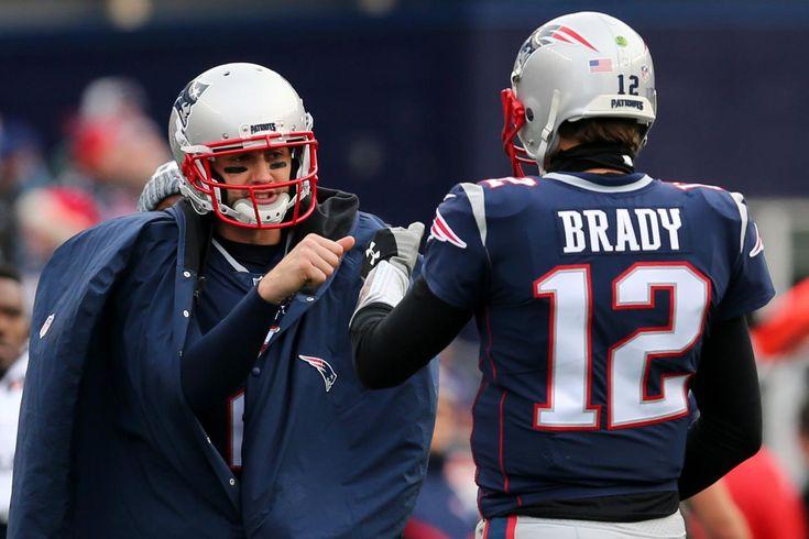 Tom Brady Injury Latest: Patriots Play Down Hand Problem But Who Is New England's Backup Quarterback Against ... - Newsweek