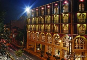 THE GREEN PARK HOTEL  Property Location With a stay at The Green Park Hotel in Mexico City (Chapultepec) you'll be minutes from Mocel Hospital and close to Castillo de Chapultepec. This 4-star hotel is close to Chapultepec Park and Parque Zoologico de Chapultep  EUR 127.95  Meer informatie  #vakantie http://vakantienaar.eu - http://facebook.com/vakantienaar.eu - https://start.me/p/VRobeo/vakantie-pagina