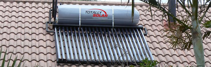 Totally Solar High Pressure Solar Geyser Installation