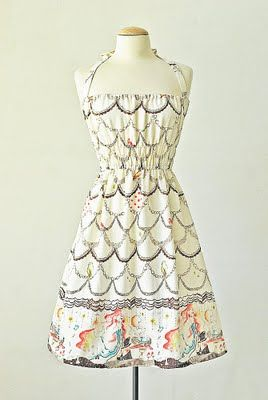 honey girl dress. yep, making this one.