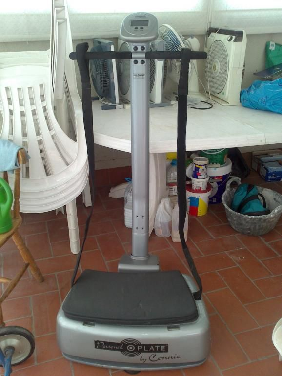 VENDO PLATAFORMA VIBRATORIA PERSONAL POWER PLATE BY CONNIE - ESPAÑA - QUICK Anuncio