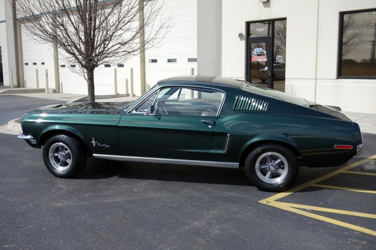 "bullitt mustang | 1968 Ford Mustang ""Bullitt"" replica | eBay Motors Blog"