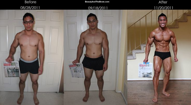 3 Months To Ripped Incredible Body Transformations