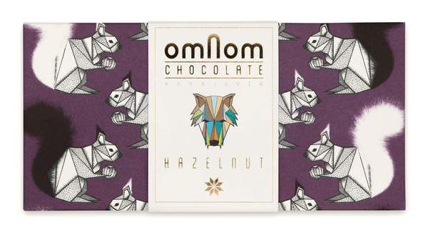 Hazelnut – Omnom Chocolate